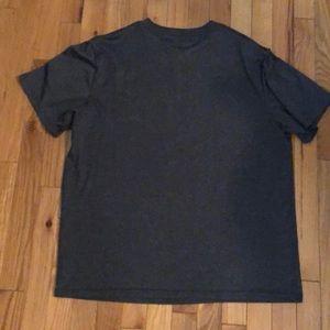 Nishiki Shirts - Dark gray cycling graphic t-shirt